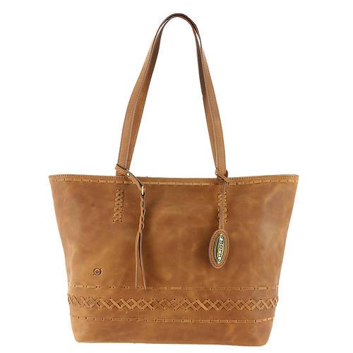 Born Wellington Distressed Tote Bag