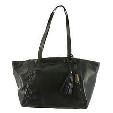 Born Malverne Bronco Zip Tote Bag
