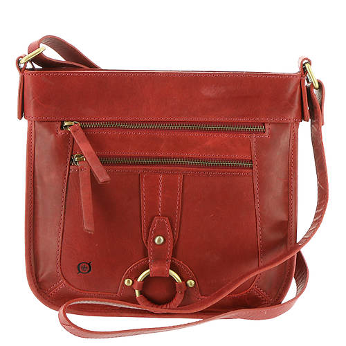 Born Riverton Distressed Crossbody Bag