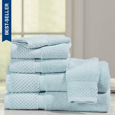Diplomat 6-Piece Towel Set