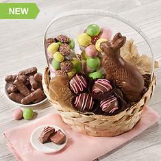 Gourmet Chocolate Easter Basket
