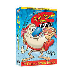 Nickelodeon: The Ren & Stimpy Show: Complete First & Second Seasons