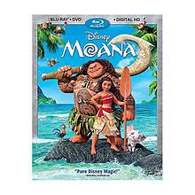 Walt Disney Moana (Blu-ray)