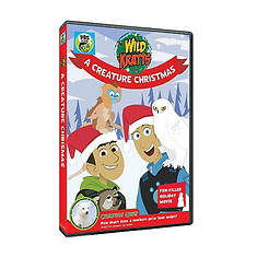 PBS Wild Kratts: A Creature Christmas