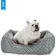 Lattice Cuddler Pet Bed