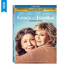 Lions Gate Grace and Frankie: Season 2