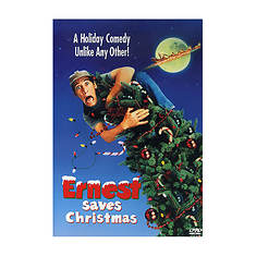 Walt Disney Ernest Saves Christmas DVD