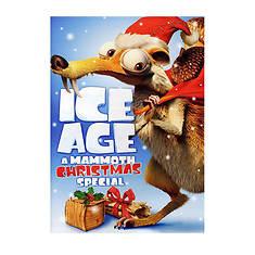 20th Century Fox - Ice Age: A Mammoth Christmas