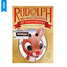 Rudolph The Red-Nosed Reindeer (50th Anniversary DVD)