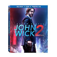 John Wick Chapter 2 (Blu-ray)