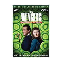 The Avengers: Emma Peel Megaset
