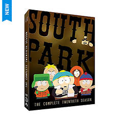 South Park: The Complete 20th Season