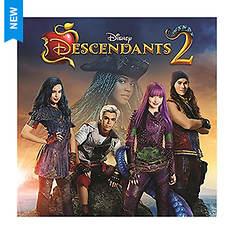 Descendants 2 - TV Original Sound Track