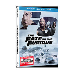 The Fate Of The Furious (Blu-ray)