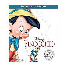 Pinocchio - The Walt Disney Signature Collection (Blu-ray)