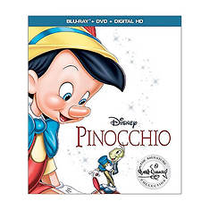 Pinocchio - The Walt Disney Signature Collection (Blu-ray)