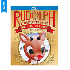Rudolph The Red-Nosed Reindeer (50th Anniversary Blu-ray)