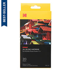Kodak Mini Printer 2 Cartridge 20-Pack