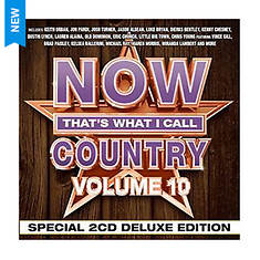 NOW 10: That's What I Call Country - Various Artist (Two CD Edition)