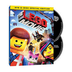 The LEGO® Movie: 2-Disc Special Edition