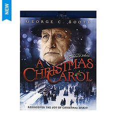 A Christmas Carol (1984 Blu-ray)
