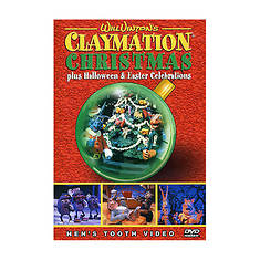 Claymation Christmas Plus Halloween & Easter Celebrations