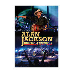 Alan Jackson - Keepin' It Country