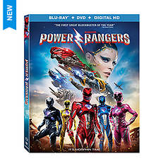Saban's Power Rangers (Blu-ray)