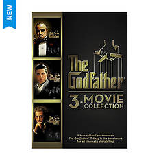 Godfather 3-Movie Collection
