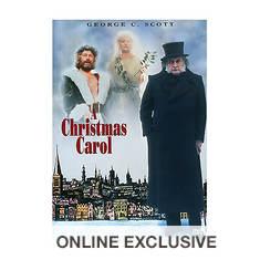 A Christmas Carol (1984 DVD)