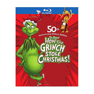How The Grinch Stole Christmas Blu Ray.How The Grinch Stole Christmas 1966 Blu Ray