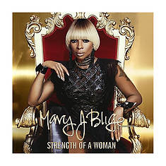Mary J. Blige - Strength Of A Woman (CD)