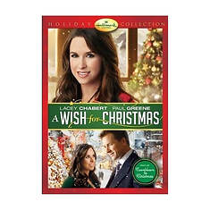 Hallmark A Wish For Christmas (DVD)