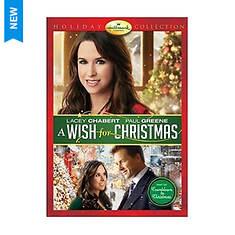 Hallmark A Wish For Christmas (DVD)