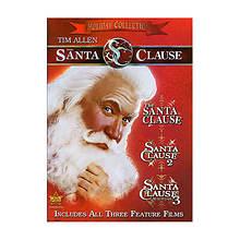 Walt Disney Santa Clause: 3 Movie Collection, 3-Disc (DVD)
