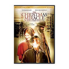 The Christmas Miracle of Jonathan Toomey (DVD)