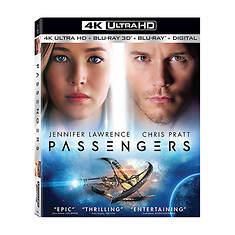 Passengers (Ultra HD)