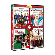 Hallmark Holiday Collection 4-Pack