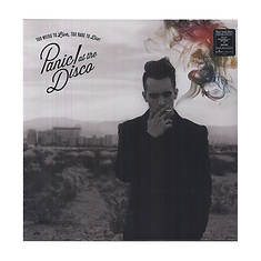Panic! At The Disco - Too Weird to Live, Too Rare to Die! (Vinyl LP)