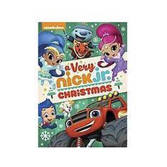 Nickelodeon Favorites: A Very Nick Jr Christmas (DVD)