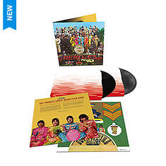 The Beatles - Sgt. Pepper's Lonely Hearts Club Band (Vinyl LP)