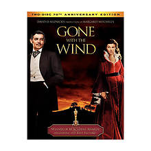 Gone With The Wind: 70th Anniversary Edition (2-Disc DVD)
