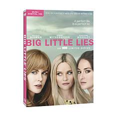 Big Little Lies: Season 1 (DVD)