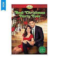 Hallmark Best Christmas Party Ever (DVD)