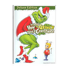 How The Grinch Stole Christmas (1966 DVD)