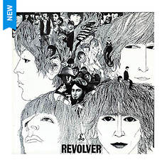 The Beatles - Revolver (Vinyl LP)