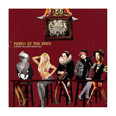 Panic! At The Disco - A Fever You Can't Sweat Out (Vinyl LP)