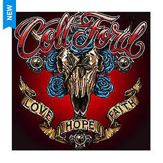 Colt Ford - Love Hope Faith (CD)