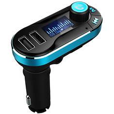 IQsound Bluetooth-to-FM Transmitter
