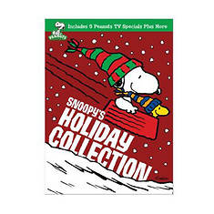 Snoopy's Holiday Collection (3-Disc DVD)